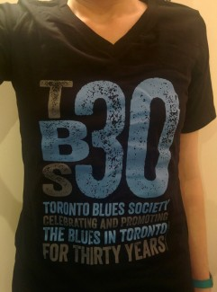 TBS 30th Anniversary T-Shirt