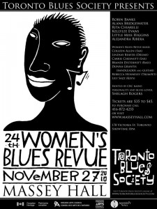 Women's Blues Revue 2010