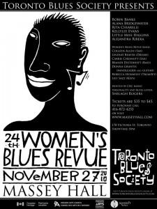 Women's Blues Revue 2010