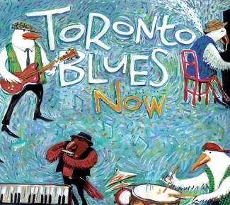 Toronto Blues NOW 2012