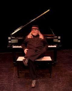 Lance at Piano