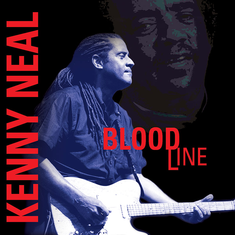 Kenny Neal - Blood Line