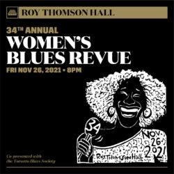 34th Women's Blues Revue