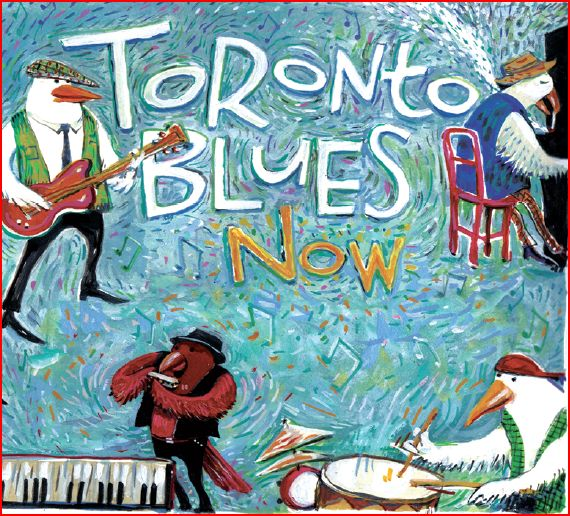 Toronto Blues NOW