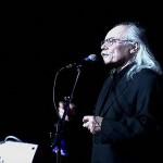 Richard Flohil. Photo by Talkin' Blues.