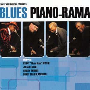 """Kenny """"Blues Boss"""" Wayne/Julian Fauth/Bobby Dean Blackburn/Curley Bridges - Blues Piano - Rama"""