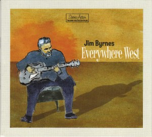 Jim Byrnes - Everywhere West