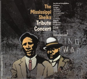 Various Artists - The Mississippi Sheiks Tribute Concert