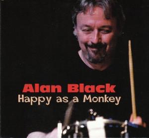 Alan Black - Happy As A Monkey