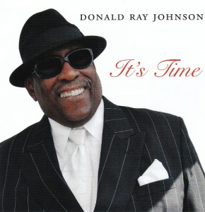 Donald Ray Johnson - It's Time