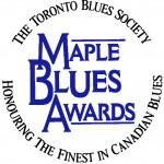 Maple Blues Awards Logo