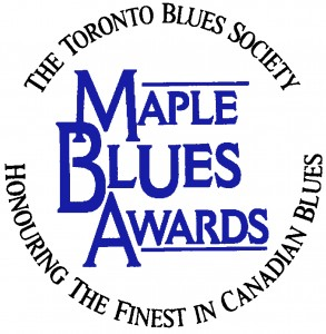 Maple Blues Awards Logo