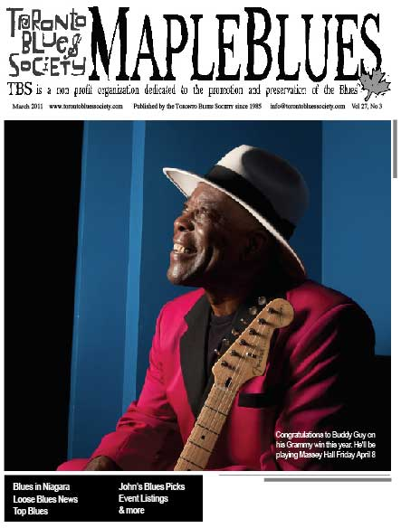March 2011 - Buddy Guy