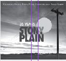 Various Artists - 35 Years of Stony Plain