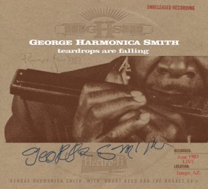 George Harmonica Smith Teardrops Are Falling Electro-Fi/Outside