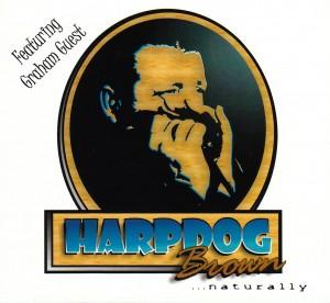 Harpdog Brown - …Naturally (Dog Breath)