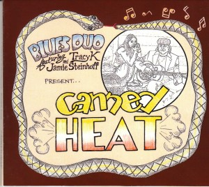 Blues Duo feat. Tracy K & Jamie Steinhoff - Canned Heat (Indie Pool)