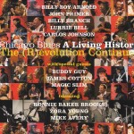 Various Artists Chicago Blues: A Living History-The (R)evolution Continues Raisin' Music