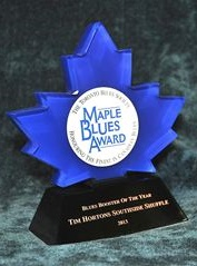 Maple Blues Awards Statue Photo - E-Southside_Maple_Blues_Award___Content crop