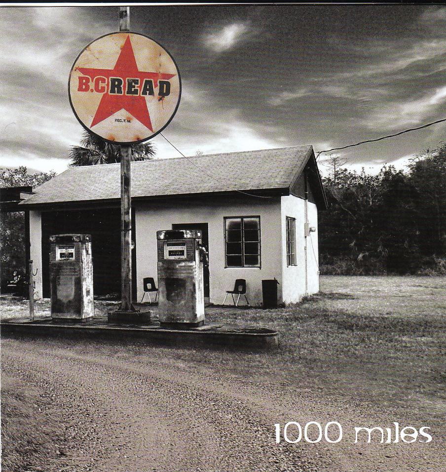 B.C. Read - 1000 Miles (Blue Budda)