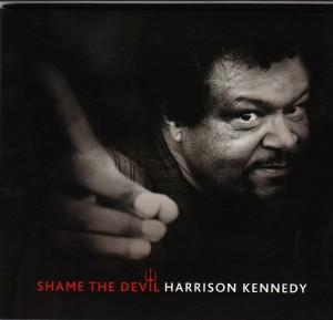 Harrison Kennedy - Shame The Devil (Electro-Fi/Outside)