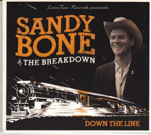 SandyBone & The Breakdown - Down The Line (Lonetrax)