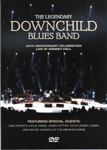 Downchild Blues Band - 40th Anniversary Live At Massey Hall DVD (eOne/Koch)
