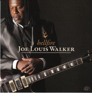 Joe Louis Walker - Hellfire (Alligator/Fontana North/Universal)