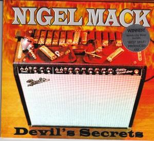 Nigel Mack - Devil's Secrets (Blues Attack)