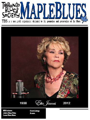 February 2012 - Etta James
