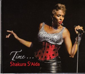 Shakura S'Aida - Time (Electro-Fi/Outside)