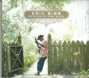 Eric Bibb - Deeper In The Well (Stony Plain/Warner)