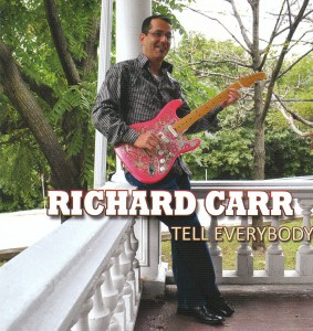 Richard Carr - Tell Everybody (Iguane)