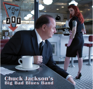 Chuck Jackson's Big Bad Blues Band - A Cup Of Joe (Linus/Universal)
