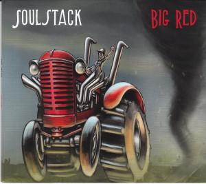 Soulstack - Big Red (Self)