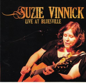 Suzie Vinnick - Live at Bluesville (Self/Outside)