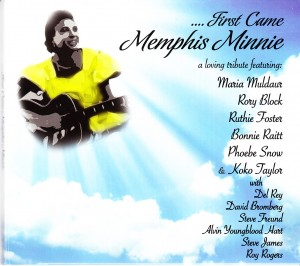 Various Artists - …First Came Memphis Minnie (Stony Plain/Warner)