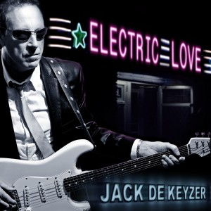 Jack de Keyzer - Electric Love (Blue Star/Indie Pool)