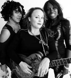 Samantha Martin & Delta Sugar - Trio Shot