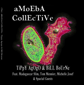 TiPpy AgOgO & BiLL BoUrNe - aMoEbA CollEcTiVe (Busted Flat)