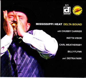 Mississippi Heat - Delta Bound (Delmark/Outside)