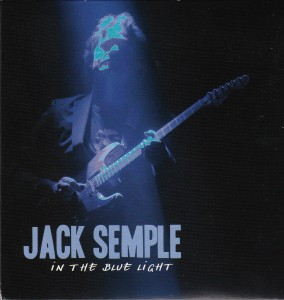 Jack Semple - In The Blue Light (Indie Pool)