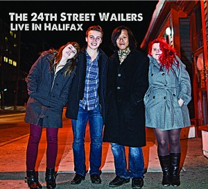 24th Street Wailers - Live In Halifax (Self)
