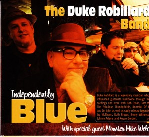 Duke Robillard - Independently Blue (Stony Plain/Warner)