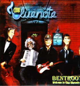 Bentroots - Welcome To The Club Bluenote (Blue Medley)