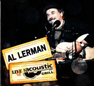 Al Lerman - Live at the Acoustic Grill (Self)