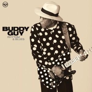 Buddy Guy - Rhythm & Blues (Silvertone / Sony)
