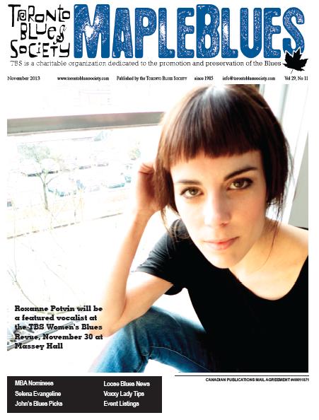 Nov 2013 - Roxanne Potvin