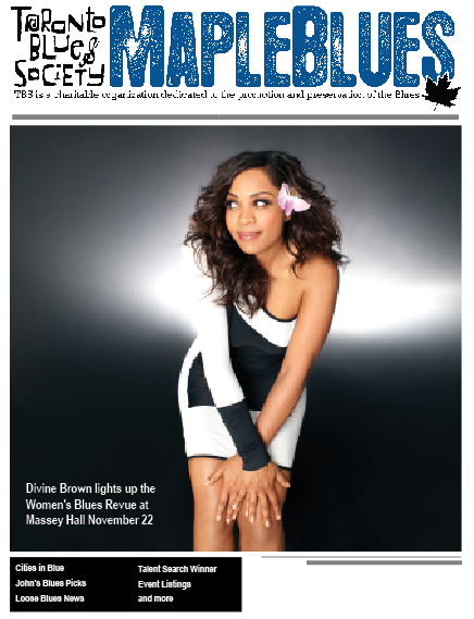 August 2014 - Divine Brown