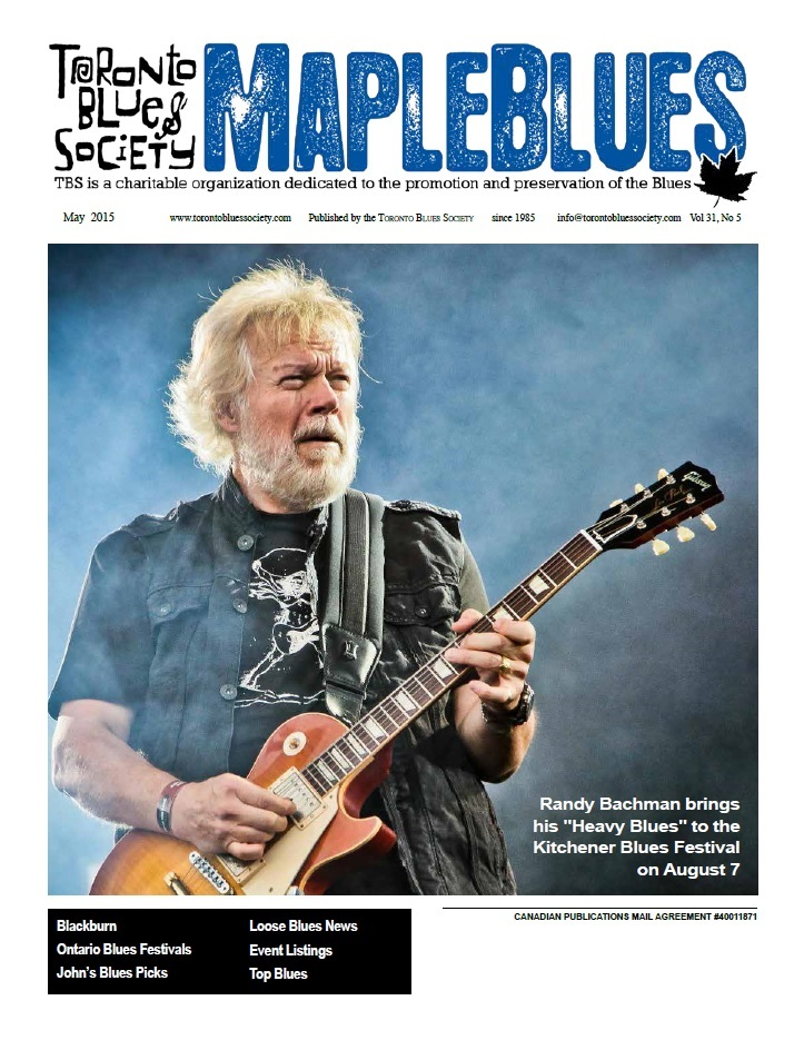 May 2015 - Randy Bachman